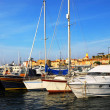 Boats at St.Tropez — Stock Photo #4641851