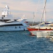 Stock Photo: Boats at St.Tropez