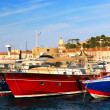 Boats at St.Tropez — Stock Photo #4641864