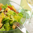 Caesar salad — Stock Photo #4642322