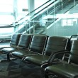 Airport interior - Foto Stock