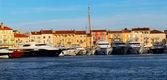 Boats at St.Tropez — Stock Photo