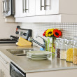 Kitchen interior — Stock Photo #4718502