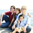 Happy family — Stock Photo #4718577