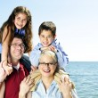 Happy family fun — Stock Photo #4718580