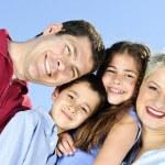 Happy family portrait — Stock Photo #4718602