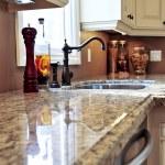 Modern kitchen interior — Stock Photo