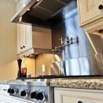 Kitchen interior — Stock Photo #4718717