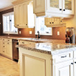 Foto Stock: Kitchen interior