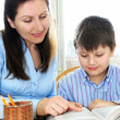 Stock Photo: Tutoring