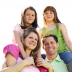 Happy family — Stock Photo #4719246