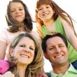 happy family — Stock Photo #4719248