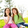 Young sisters — Stock Photo #4719254