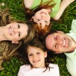 Happy family — Stock Photo #4719260