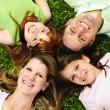 Happy family — Stock Photo #4719261