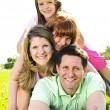 Happy family — Stock Photo #4719263