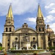 Guadalajara Cathedral in Jalisco, Mexico — Stock Photo #4719527