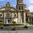 Stock Photo: GuadalajarCathedral in Jalisco, Mexico