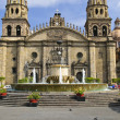 Guadalajara Cathedral in Jalisco, Mexico - Stock Photo