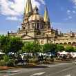 Guadalajara Cathedral in Jalisco, Mexico — Stock Photo #4719534
