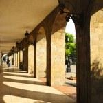 Los Portales in downtown Guadalajara, Jalisco, Mexico — Stock Photo #4719542