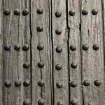 Door detail — Stock Photo #4719551
