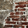 Grunge brick background wall - Stock Photo