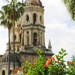 Templo de la Soledad, Guadalajara Jalisco, Mexico — Stock Photo #4719554