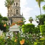 Templo de la Soledad, Guadalajara Jalisco, Mexico — Stock Photo #4719556