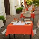 Restaurant patio — Stock Photo #4719560