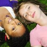 Girl friends — Stock Photo #4719632