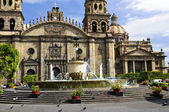 Guadalajara Cathedral in Jalisco, Mexico — Stock Photo