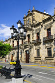 Staat regierungspalast in guadalajara, jalisco, mexiko — Stockfoto
