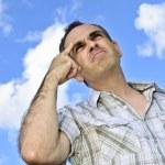 Man thinking — Stock Photo #4720081