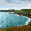 Stock Photo: Atlantic coastline in Brittany, France