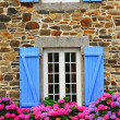 Country house in Brittany — Stock Photo