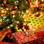 かわいいプレゼント — Stockfoto