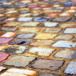 Colorful cobblestones — Stock Photo #4824305