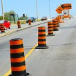 Road construction — Stock Photo #4824311