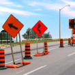 road construction — Stock Photo