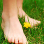 Barefoot — Stock Photo #4824361