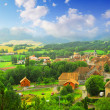 Rural landscape — Stockfoto