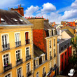 Street in Rennes — Stock Photo