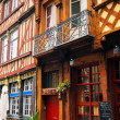 Street in Rennes - Foto Stock