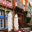Stock Photo: Street in Rennes