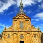 Mont Saint Michel — Stock Photo