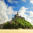 Mont Saint Michel — Stock Photo #4824412