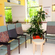 Hospital waiting room — Stock Photo #4824485