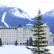 Chateau Lake Louise — Stock Photo #4824568