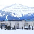 Chateau Lake Louise — Stock Photo
